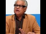 Anand Grover,  presentó charla sobre el derecho a la salud en relacion a la salud sexual y reproductiva y el VIH/Sida